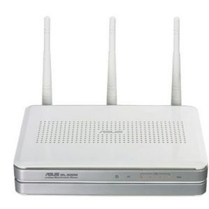 Router wireless ASUS WL-500W Resigilat-0