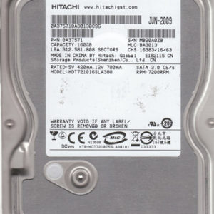 HDD 160 GB Hitachi SATA2 7200rpm-0