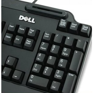 Tastatura Dell SK-3205 104 Key USB cu cititor de card Smart Ideala Gaming!-389
