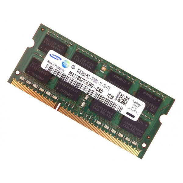 Memorie Notebook 4 GB DDR3 1333MHz SODIMM
