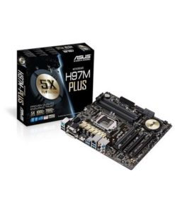 Placa de baza ASUS H97M-PLUS, Socket 1150